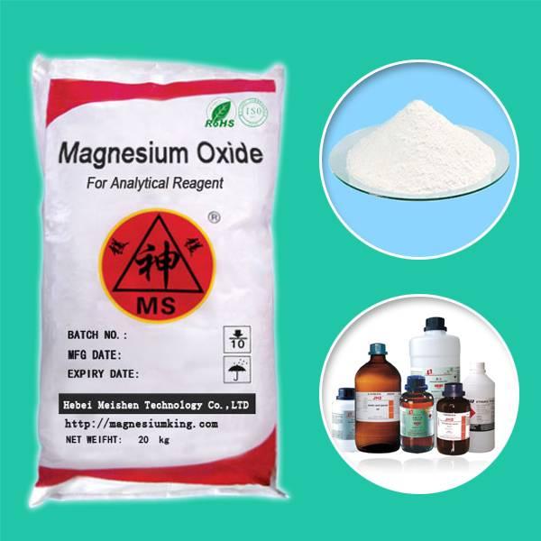 AR Grade Magnesium Oxide
