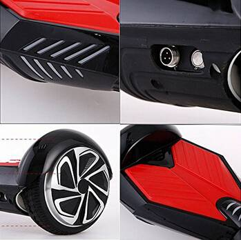 New Item Self-Balancing Electric Vehicle /Electric Scooter with 6.5 Inch Two Wheels