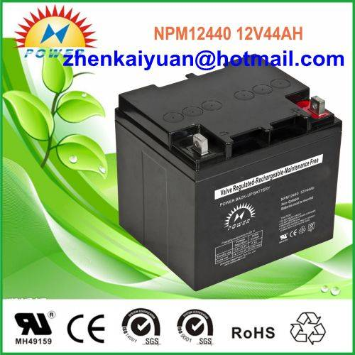 lead acid /sealed /ups/solar/ battery12V44Ah