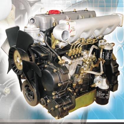 Xinchai A498BPG diesel engine