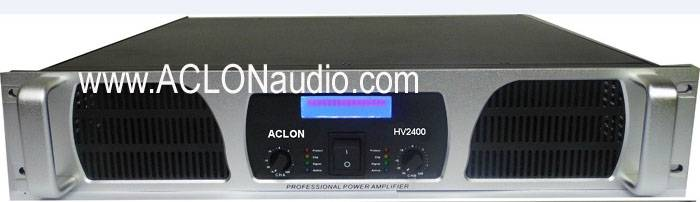 High Quality LCD Power Amplifier (HV2400)