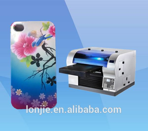 A2 Digital 3d Printing Machine Tempered Glass UV Printer Machine