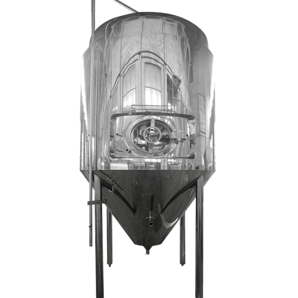Stainless steel food grade beer fermentation tank for sale
