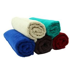 pure color absorbent bath towel