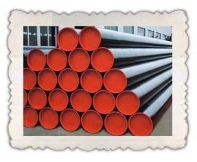 ASTM large diameter seamless steel pipe