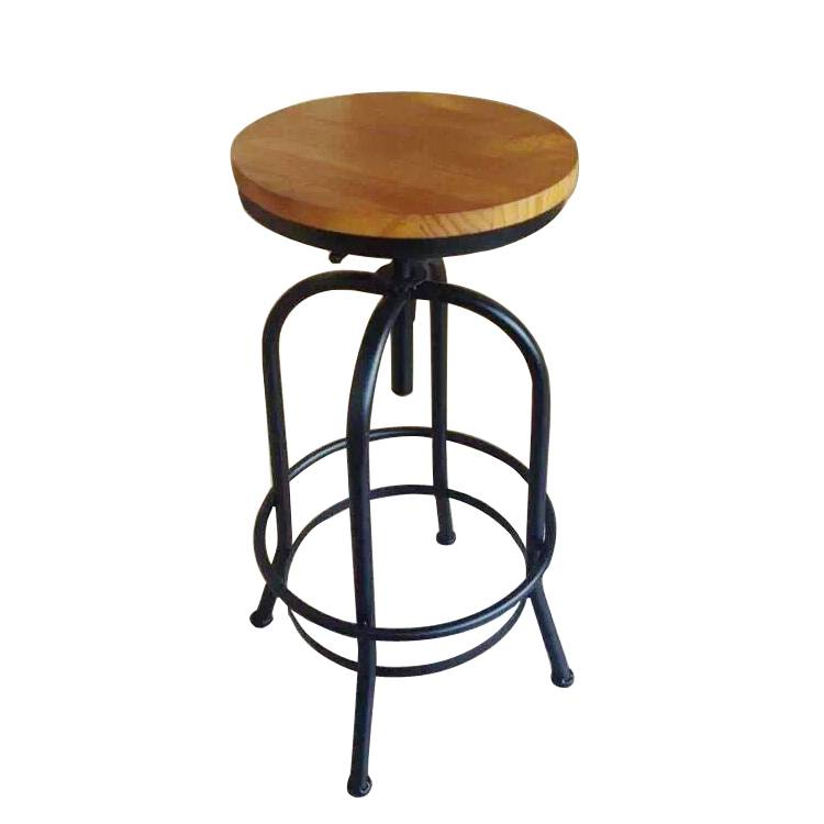 Wholesale Metal Bar Stool Bases Industrial Bar Stools