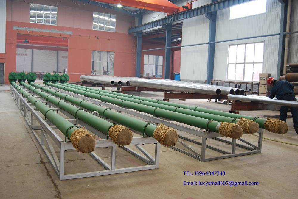 Chinese experienced supplier of oxygen lances for steel-making furnace