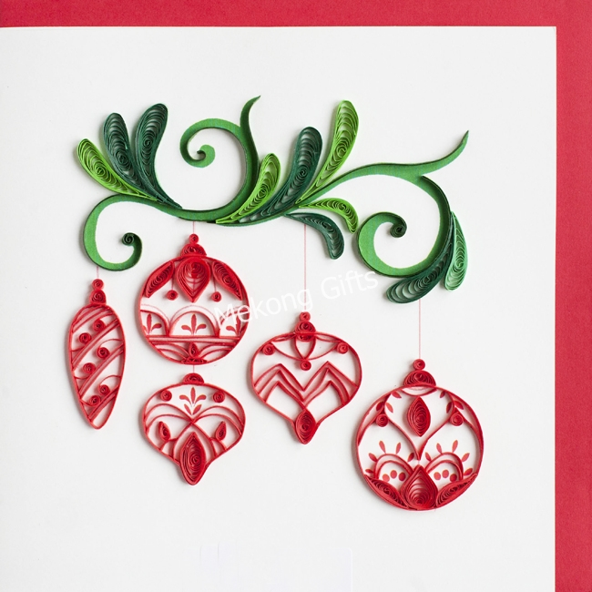 Quilling Card-MK3123