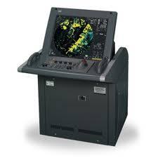 Used Marine Radar JRC 9922