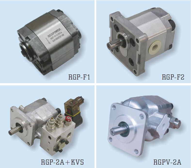 Gear Pump - RGP / SGP Series
