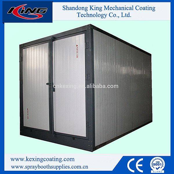 China Energy Saving Electric Powder Curing Oven for Sale
