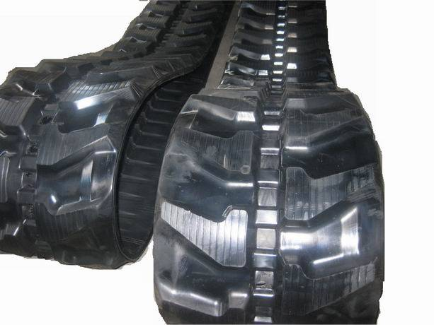rubber track for Komatsu 250x72 made in China