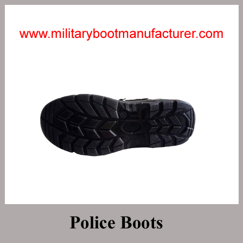 Wholesale China made First Layer Leather Cement Military Jungle Boot