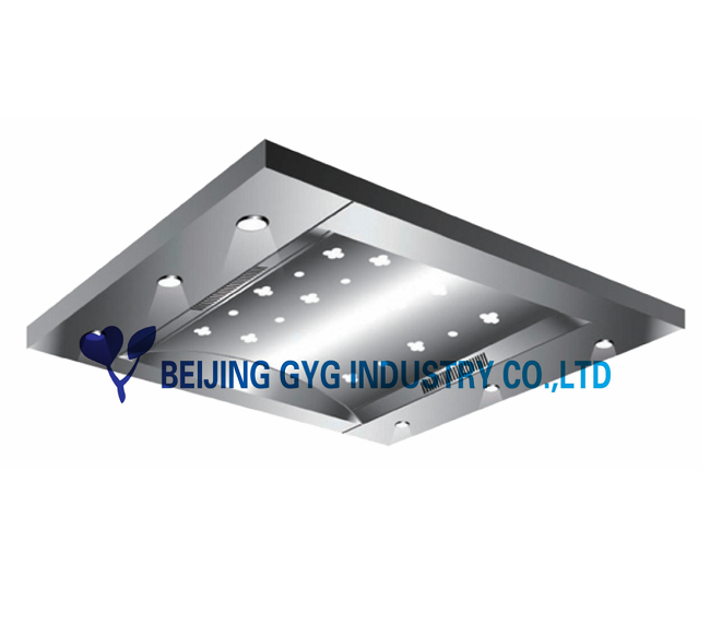 HOT SALE CHINA LIFT/ELEVATOR CEILING PARTS GCL02