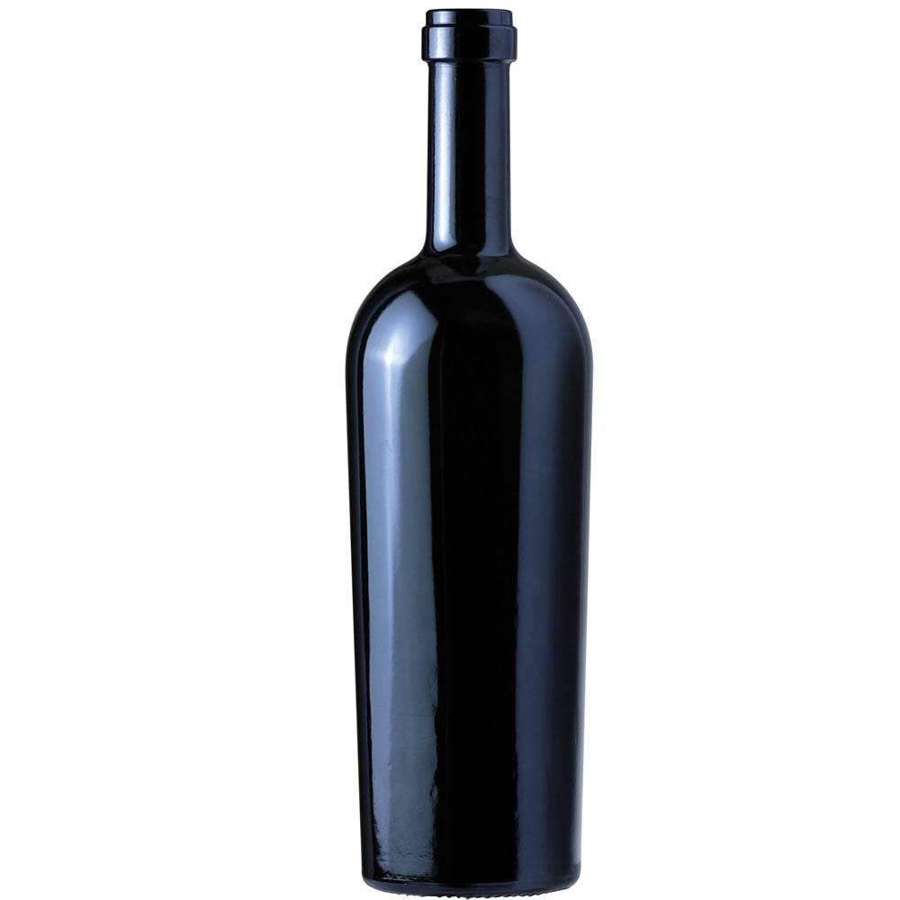 BACCO fancy glass bottle