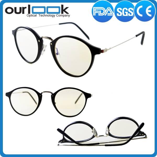 Good Quality Fashion Anti Blue Ray Reading Glasses Optical