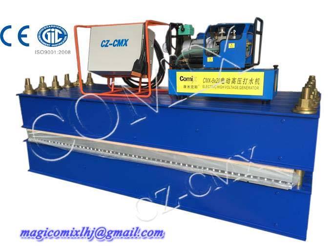 CZ-CMX Popular Rubber Conveyor Belt Vulcanizer Machine