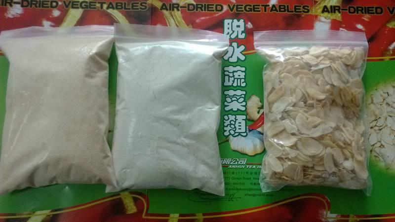dehydrated garlic powder manufacturer in China