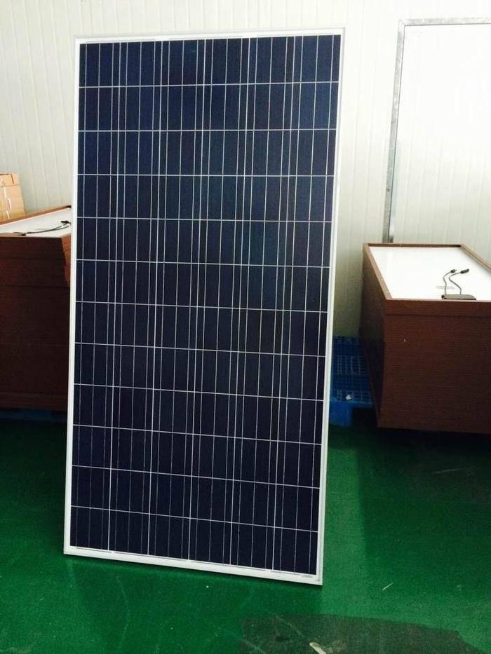 300W monocrystalline PV panel