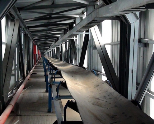Belt conveyor products and applications