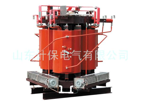 SC (B)-RL Type Epoxy Resin Casting Stereo Wound Iron Core Dry Type Transformer