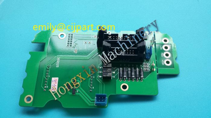 Videojet 1210 Ink Core Chips Board