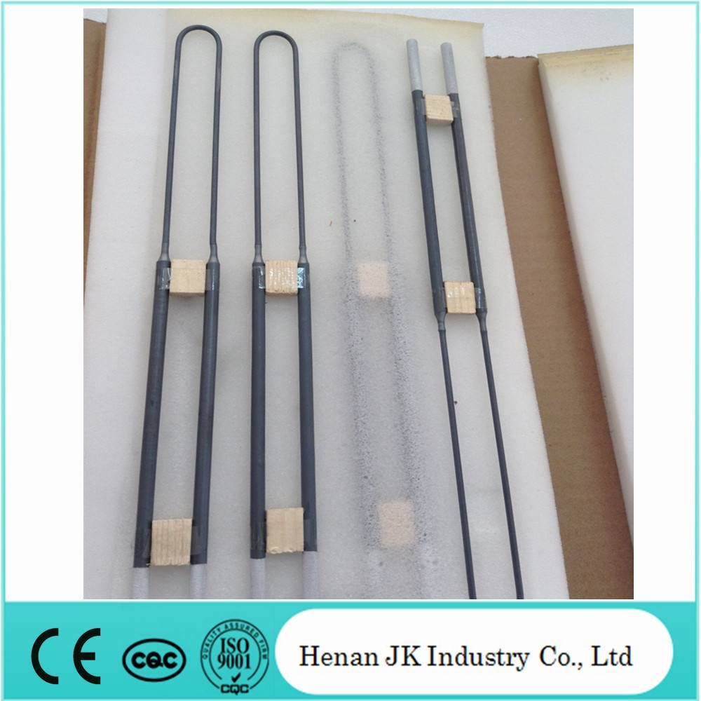 Super quality MoSi2 heaters for electric Furnace