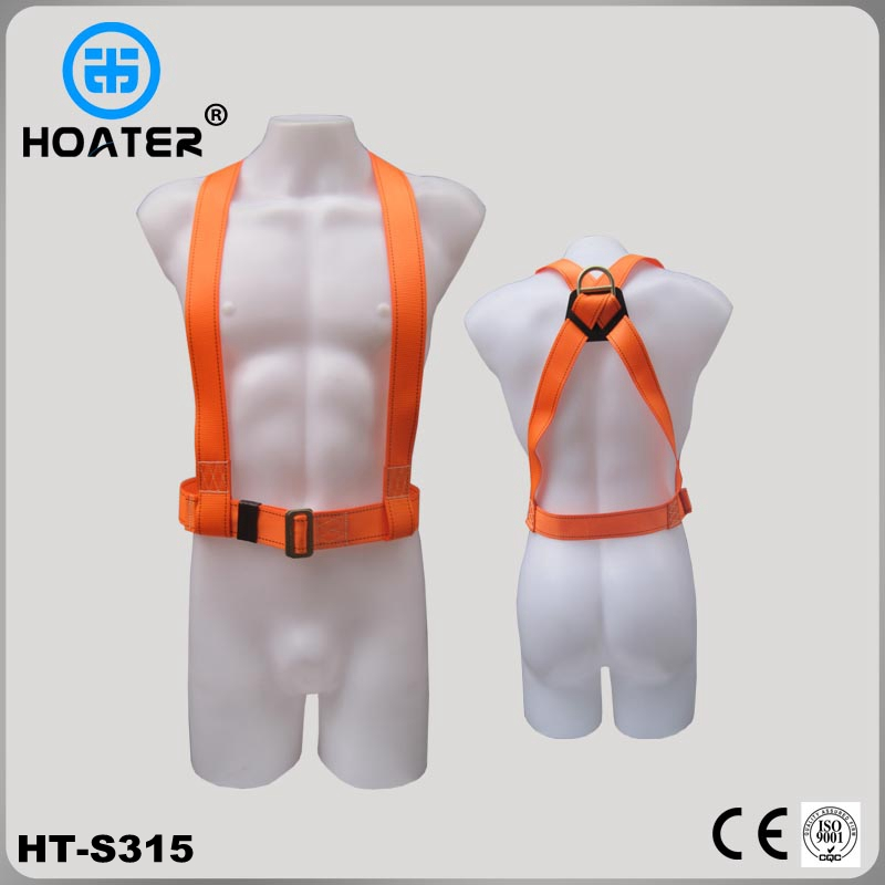 easy type safety half body harness