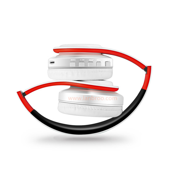 Folding Wireless Headphone Stereo Mobile Headset Hot Selling