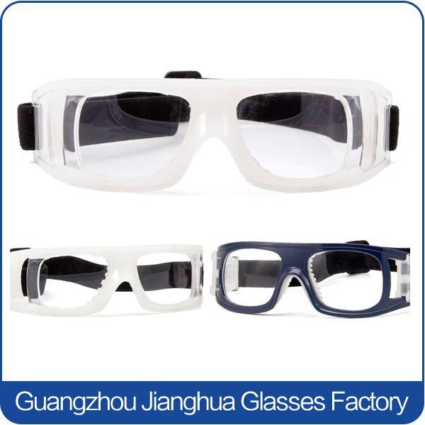 prescription clear lens basketball football futbol sports goggles