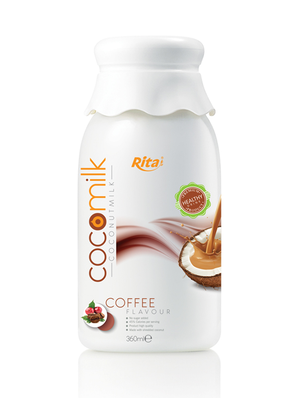 Coffee Mugs : Coffee Flavor With Coconut Milk