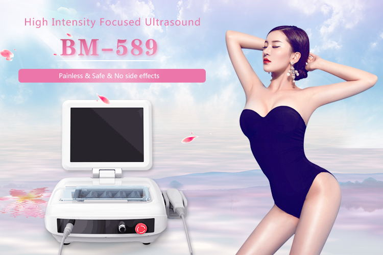 HIFU Machine with Best Effect and Appearance