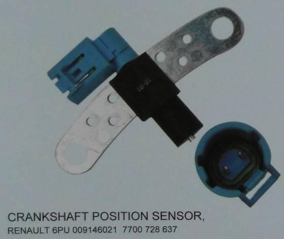 Crankshaft Position Sensor for Renault 6pu