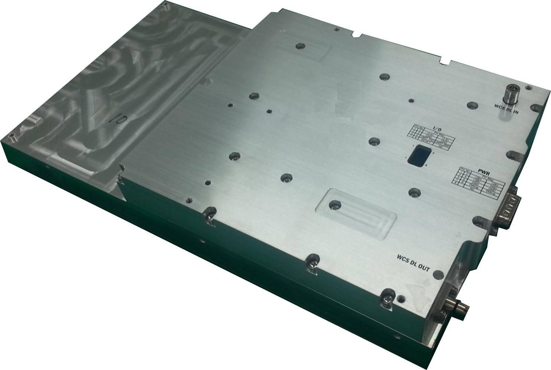 Broadband High Power Amplifier