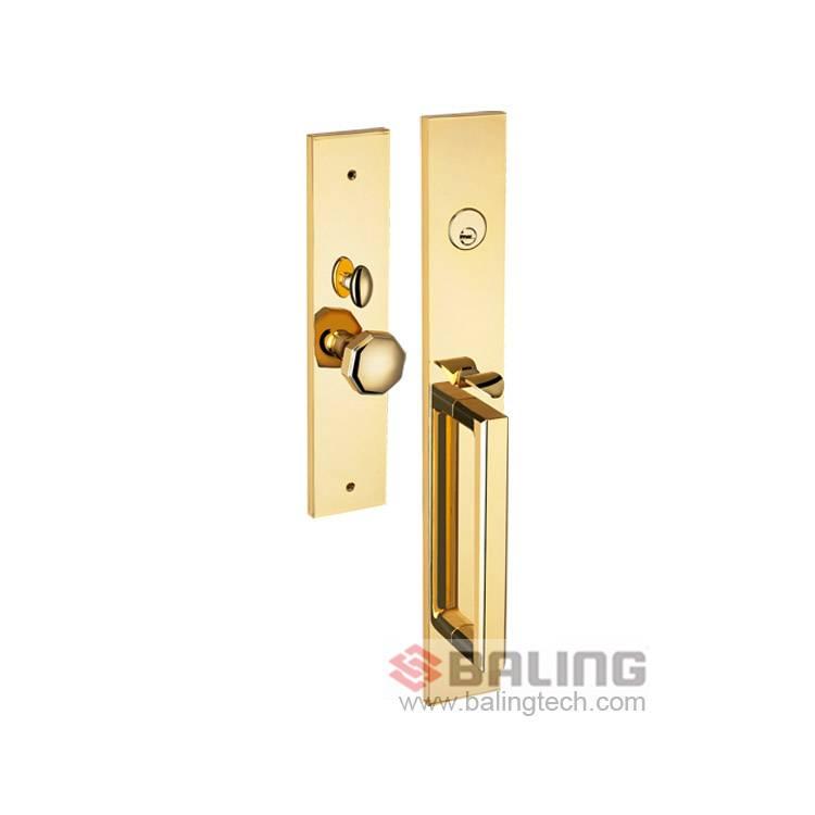 Mortise Gate Lock Standard Door Lock for Luxury Villa Building Project