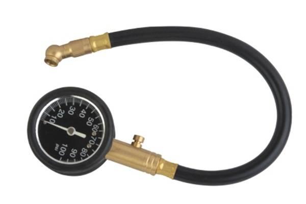 Dial truck tie pressure gauge tyre pressure gauge GL-834