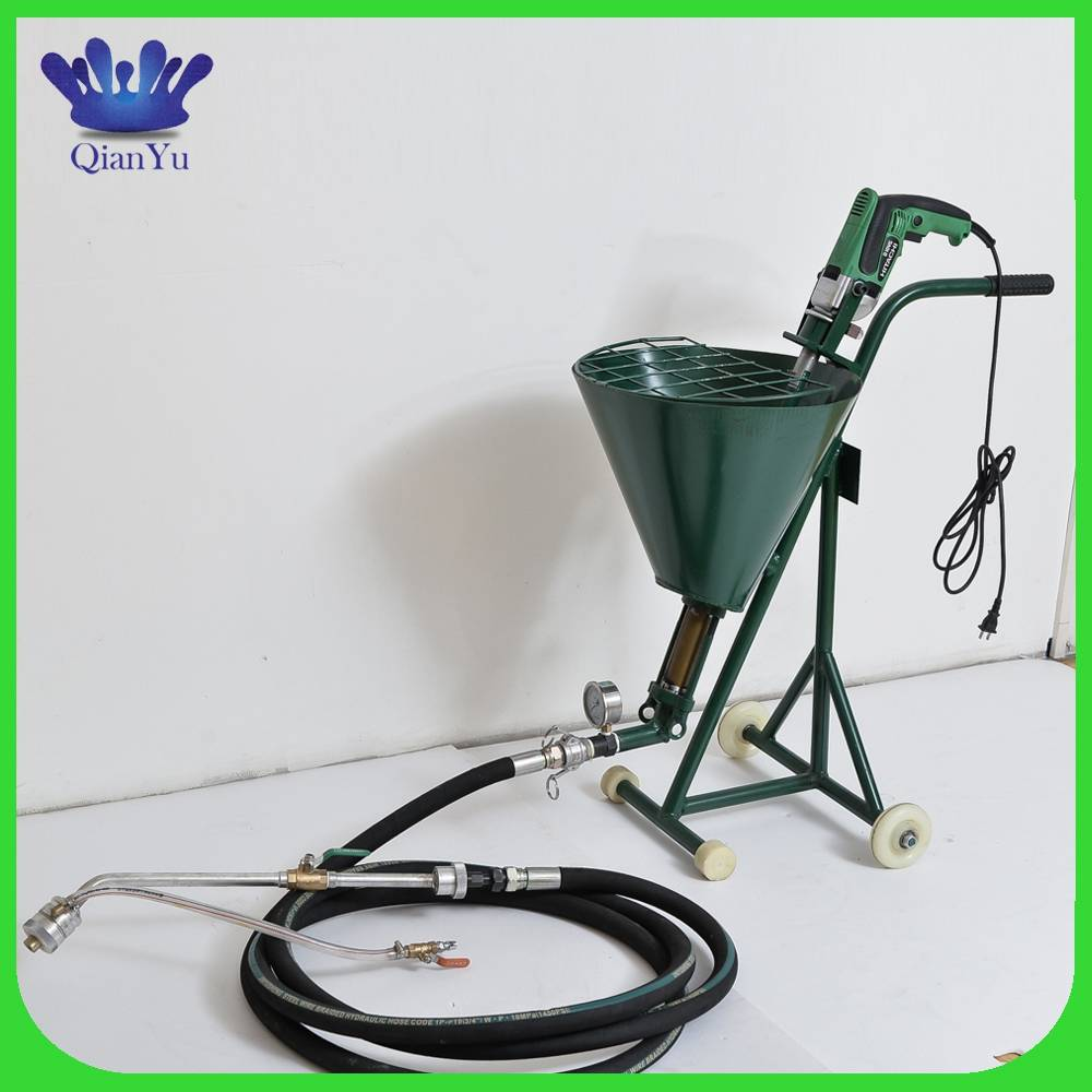 QY-750 cement mortar spray mahine