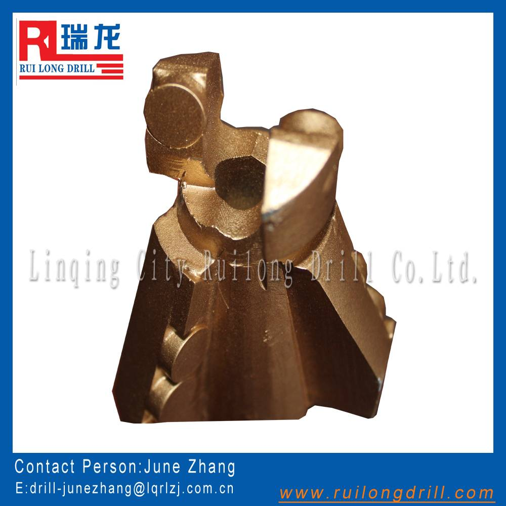 173mm-250mm steel body PDC drill bit for saling