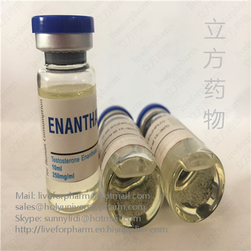 Injectable Steroid Gear Test Enanthate 250/Testosterone Enanthate 250 mg for muscle growth
