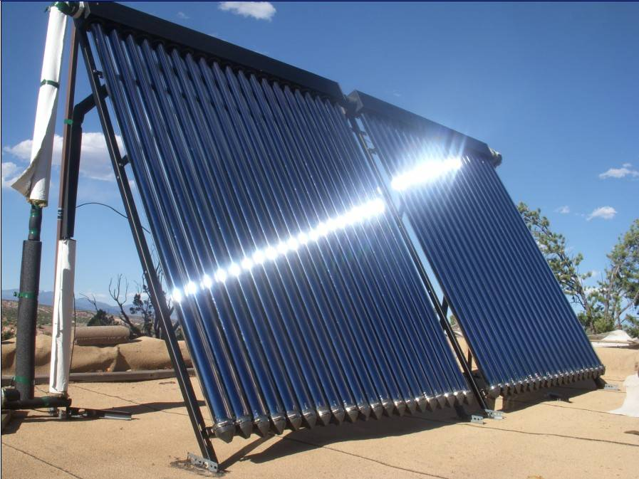 Heat-pipe solar collector YJ-HP-24
