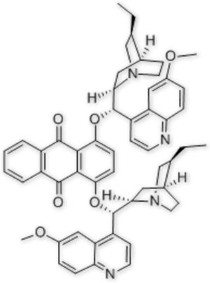 1,4-Bis(9-O-dihydroquinidyl)anthraquinone,