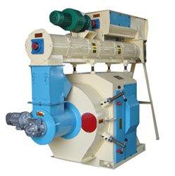 Industrial Wood Pellet Mill Machine