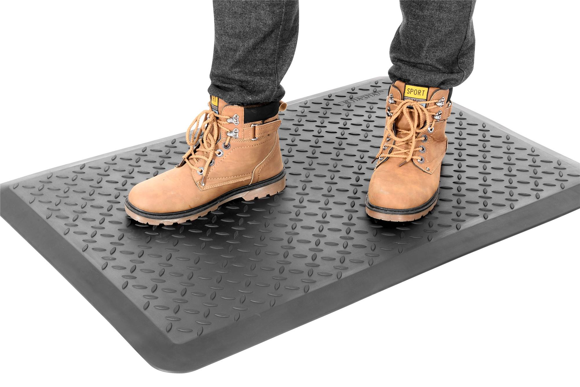 100% anti-fatigue mat kitchen mat standing mat