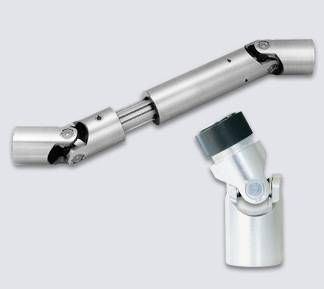 elbe Precision Cross and Ball Joint Shafts for vehicle constructions