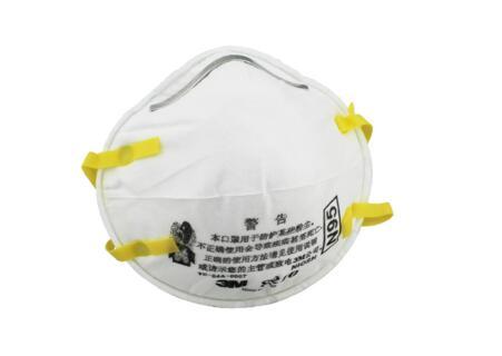 3M Particulate Respirator 8210, N95 160/Case
