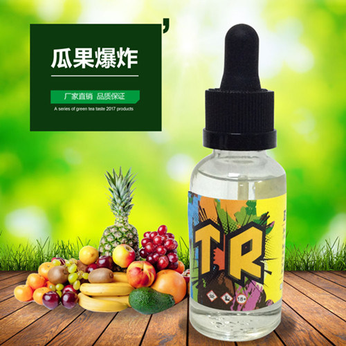 High Quality Brand E-Liquid at Wholesale Price