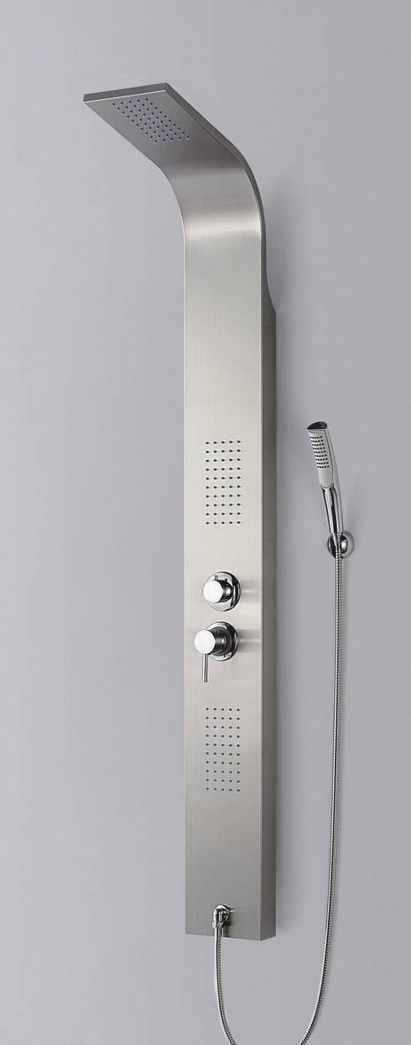 contemporary bathroom spa furniture shower panel