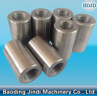 actory mechanical splicing steel rebar coupler connecting rebar coupler best price
