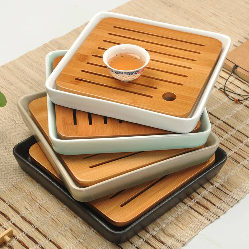 Square Tea Tray