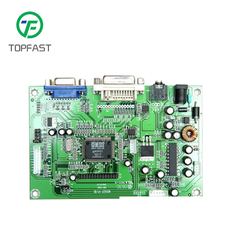 LCD TV PCB board assembly